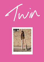 Twin Issue Seven Pink