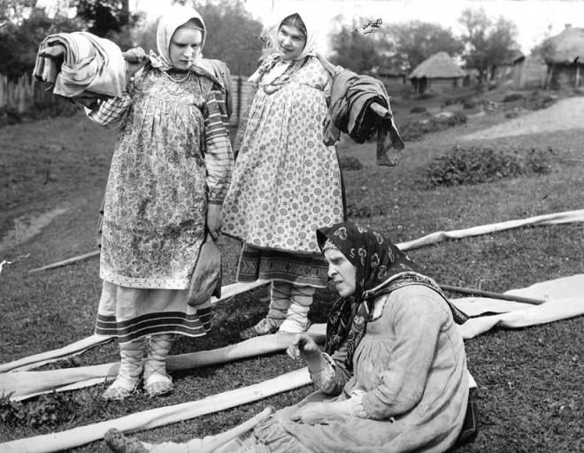 The Peasant Women Of Ryazan