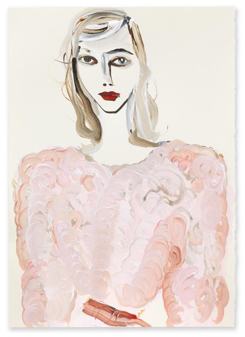 Fashion Illustration Gallery Selfridge's | Twin Magazine