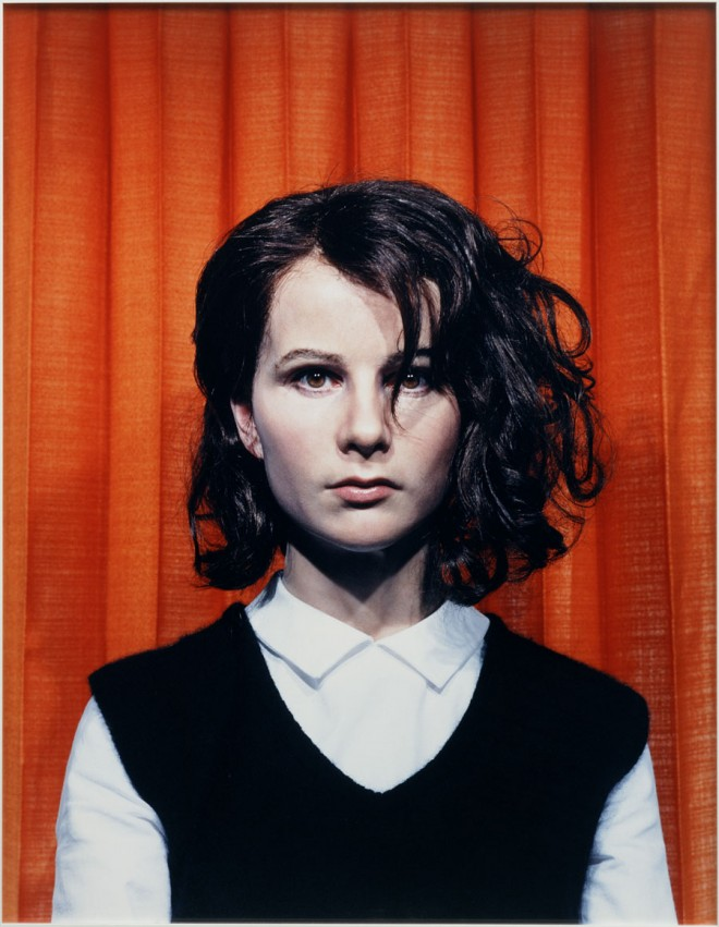 gillian-wearing-self-portrait-at-17-years-old-2003
