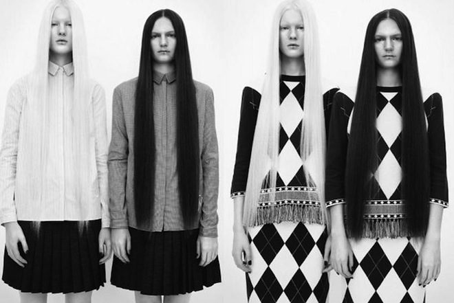 JW Anderson for Topshop Collection2