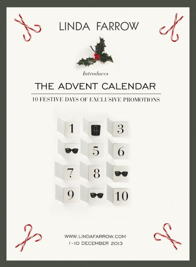 167dcd647762 Linda Farrow Advent Calendar