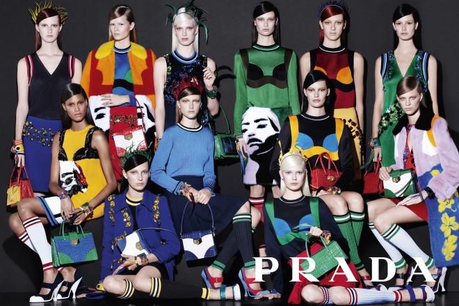 Prada SS14 Women's Adv. Campaign_1