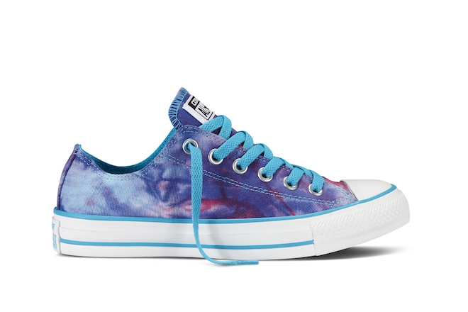 All Star Magazine CollectionTwin Tie Dye Taylor Chuck 5SRqcAjL34