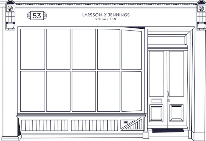 Larsson & Jennings London Store