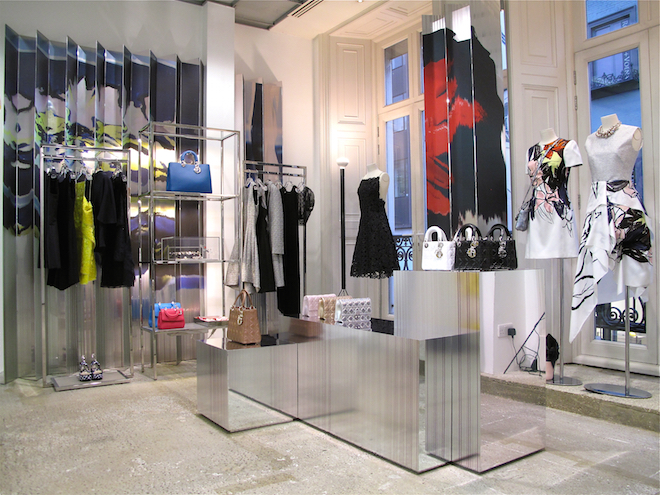 DIOR SPACE AT DOVER STREET MARKET