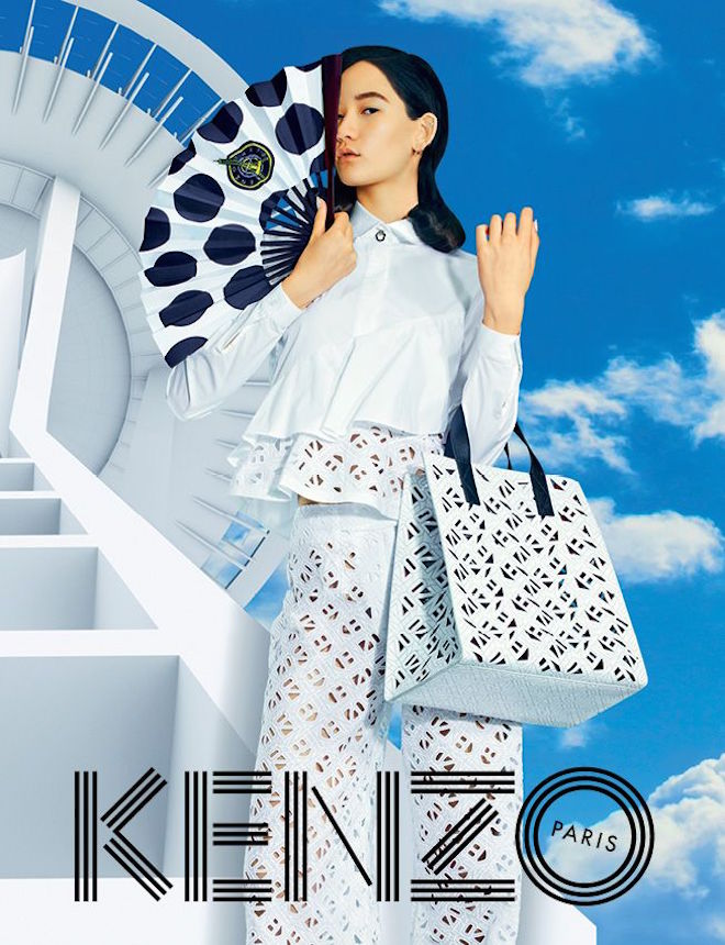 SS15 Kenzo Campaign