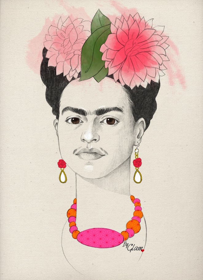 Frida, Flowers and Feminism