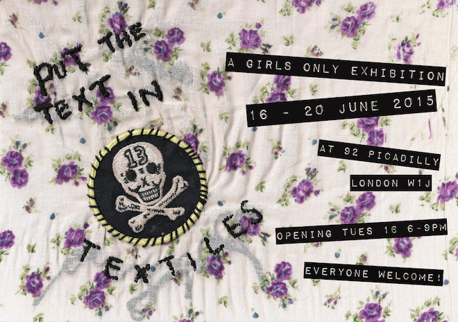 Girls Only London Exhibition