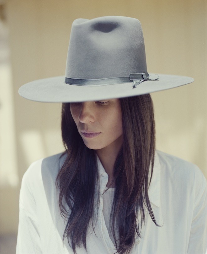 The Female Frontier  Hats On with Tasya van Ree and Stetson  33c051887ed