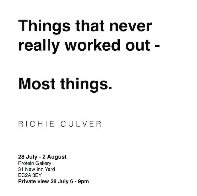 Richie Culver