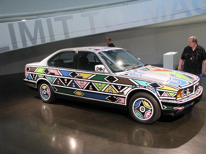 1991 art car