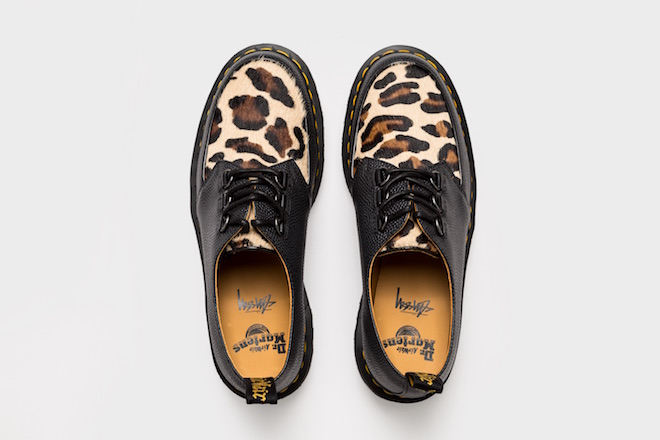 Dr Martens X Stussy capsule collection