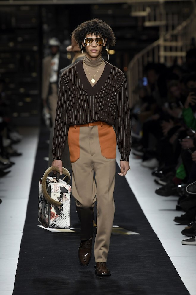 Milan FW  Fendi Men s FW19, Contemporary Tailoring 532d24d6e6