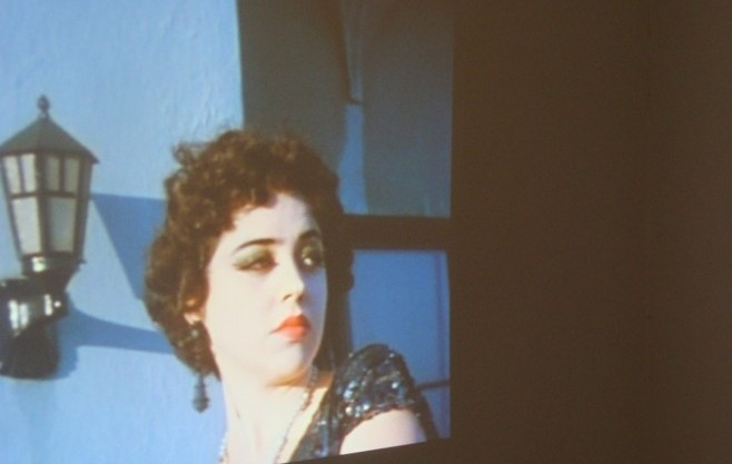 Kenneth Anger Puce film stilll 1