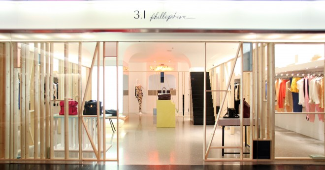 3.1 PHILLIP LIM POP-UP BOUTIQUE LAUNCHES AT  SELFRIDGES 22 May - Aug 2012