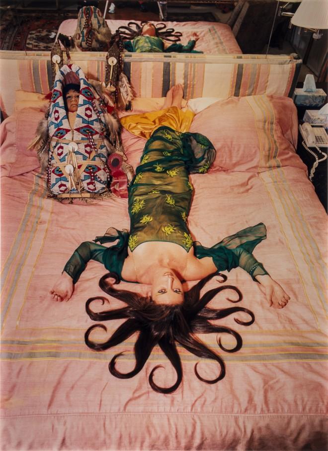Daniela Rossell, Medusa, 1999.