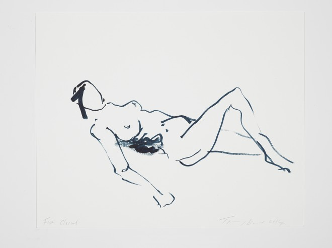 Tracy Emin © Whitechapel Gallery