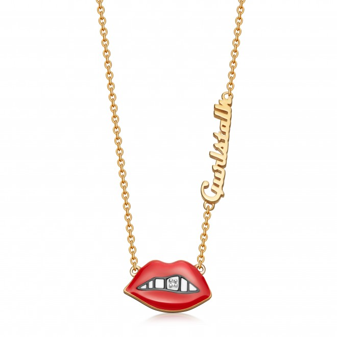 Gurls Talk Collaboration Necklace