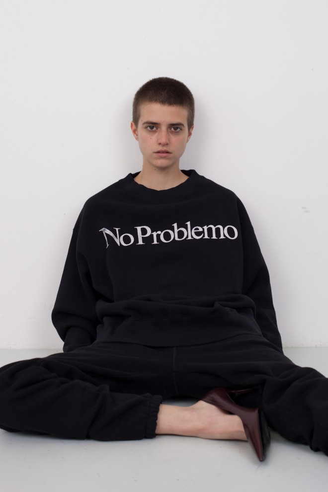 Aries 'No Problemo' sweatshirt, £120