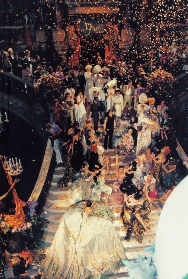 John Galliano for Christian Dior, SS'98