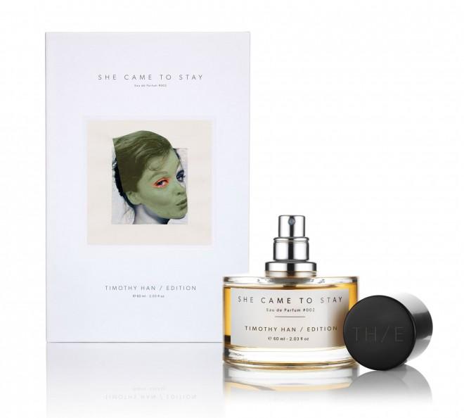 She Came to Stay, Eau de Parfum #002
