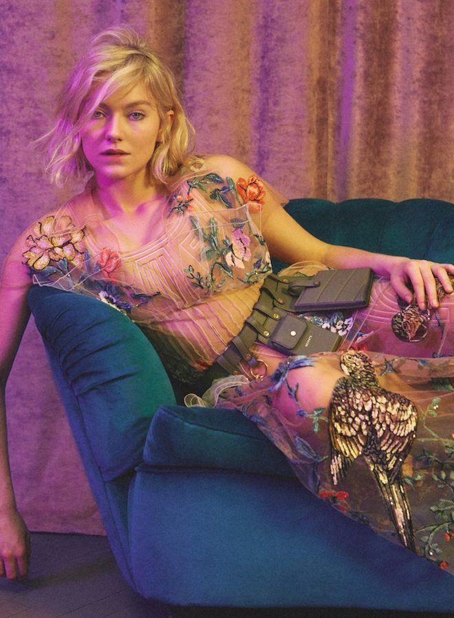 The Fendi Belt Bag X Astrid S Twin Magazine